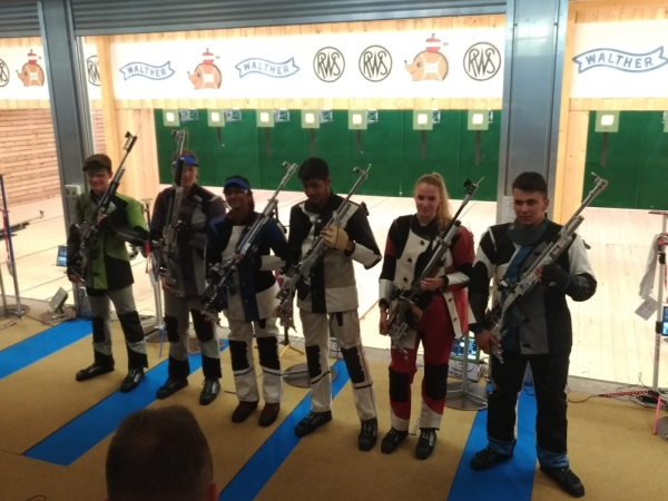 Coppa del Mondo Junior ISSF - Suhl