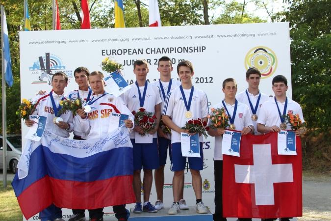 Campionati Europei juniores Bologna