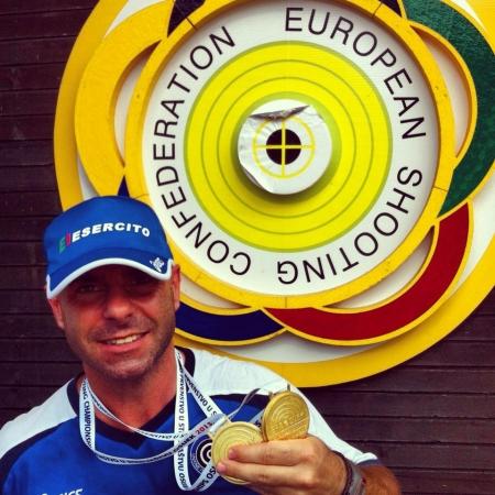 Campionati Europei a fuoco Osijek