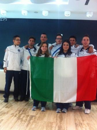 Finale European Youth League - Lasko