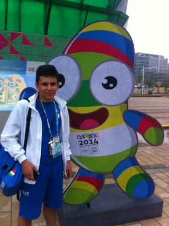 YOG - Olimpiadi Giovanili di Nanchino