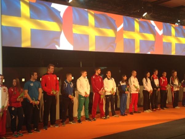 Campionati Europei 10 metri Arnhem
