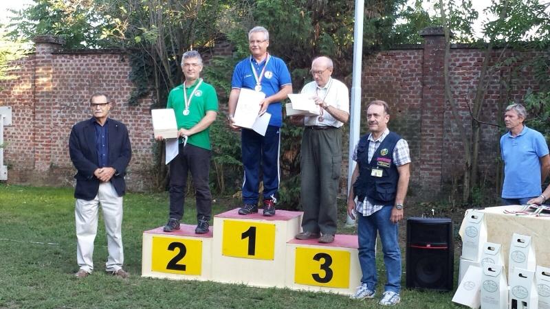 Campionati Italiani 300 metri - Pavia
