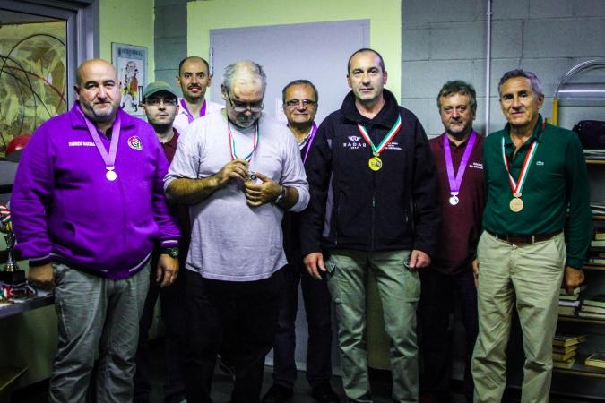 Finale Campionati Italiani Ex - Ordinanza