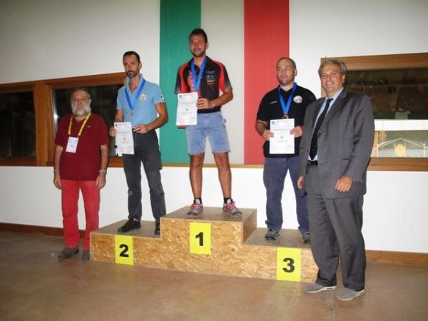 Finale tiro rapido sportivo  - Verona
