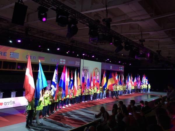 Campionati Europei 10 metri Gyor