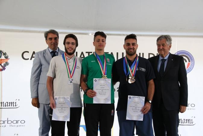 Campionati Italiani Juniores, Ragazzi e Allievi 2016