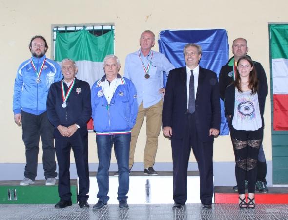 Finale Campionato Italiano Bench Rest 50 metri 2016