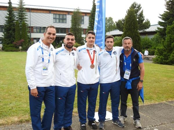 Campionati Mondiali juniores Suhl