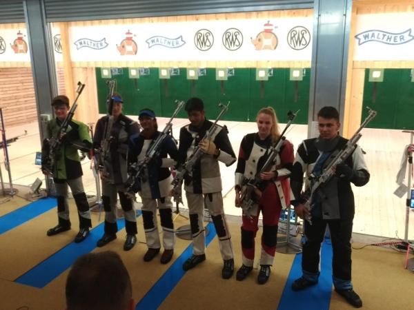 Coppa del Mondo Junior ISSF - Suhl