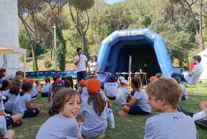 Foro Italico Camp 2021